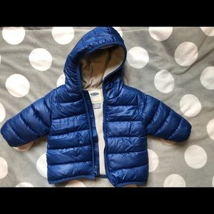 Old Navy Puffer Jacket 3-6m